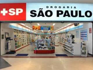 trabalhar na drogaria São Paulo