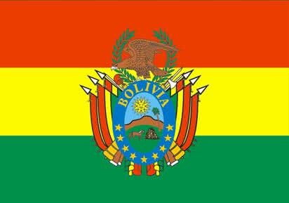 trabalhar na Bolívia