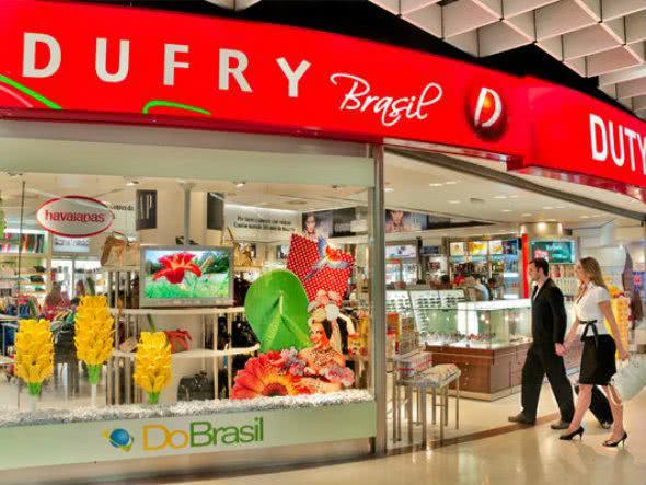 trabalhe conosco Duty Free - Dufry