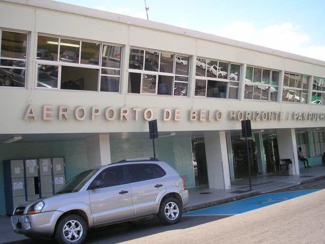 empregos aeroporto de BH