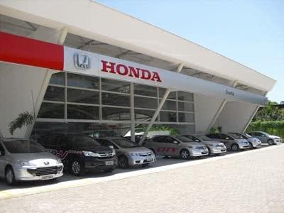 trabalhar na Honda Oriental RJ