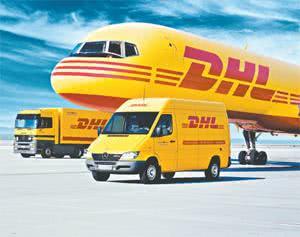 trabalhe conosco DHL