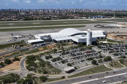 vagas de empregos aeroporto de fortaleza CE