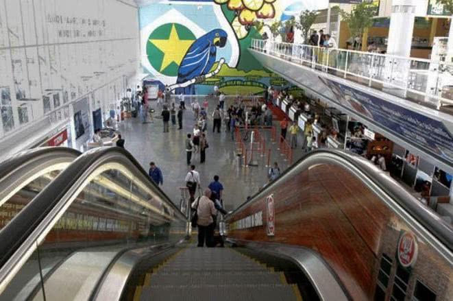 vagas de empregos aeroporto de Cuiabá MT
