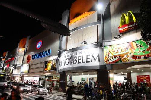 empregos Shopping Pátio Belém