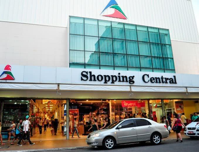 vagas shopping central fortaleza