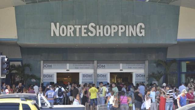 vagas de empregos Norte Shopping RJ