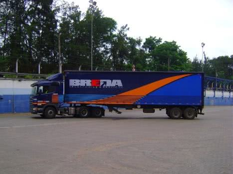 vagas de empregos Breda transportes