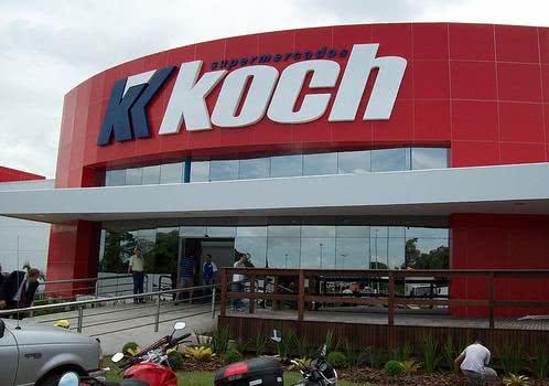 empregos Supermercados Koch