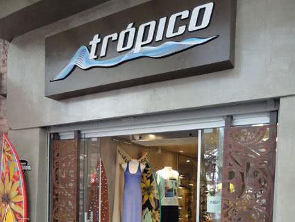 vagas lojas trópico