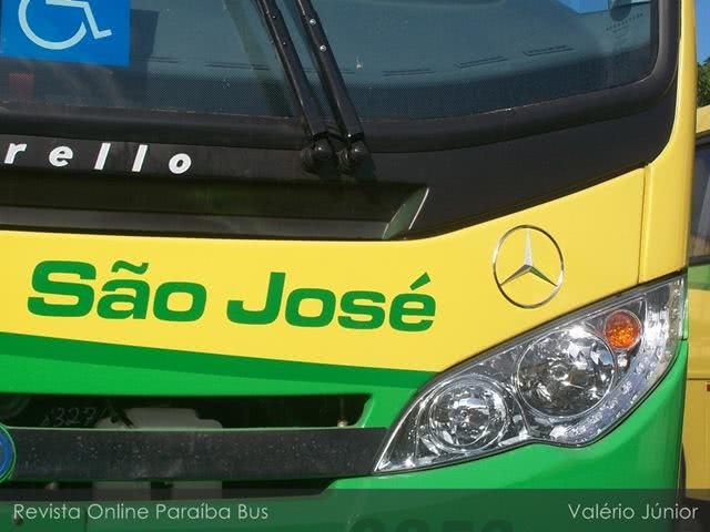 vagas viação São José PB