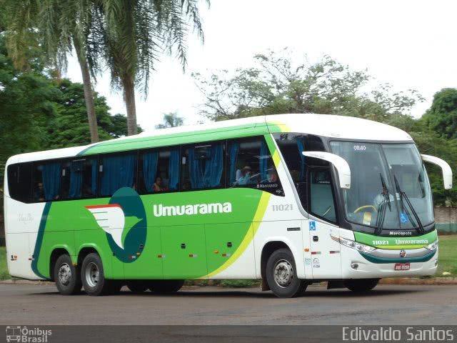 vagas viação Umuarama