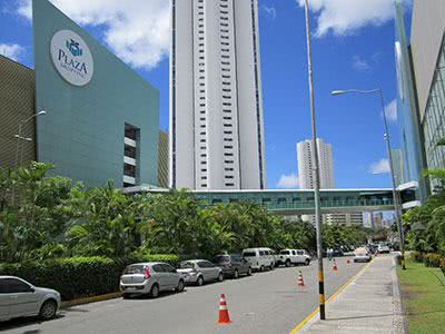 empregos plaza shopping casa forte recife