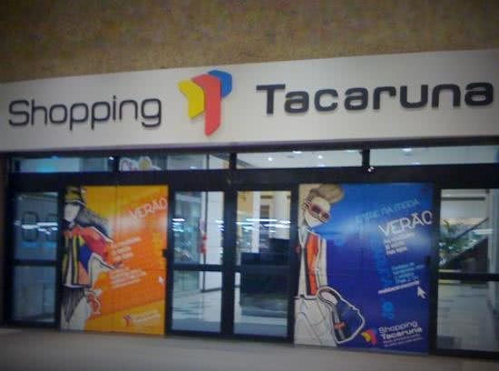 Oportunidades Shopping Tacaruna