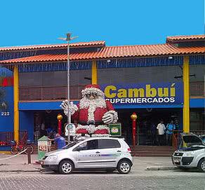 trabalhar no Cambuí supermercados