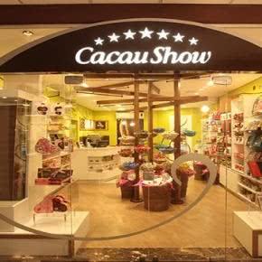 vagas Cacau Show