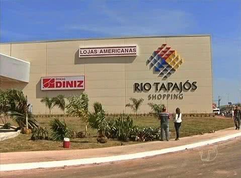 vagas Rio Tapajós Shopping