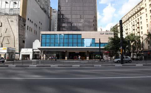 vagas top center shopping