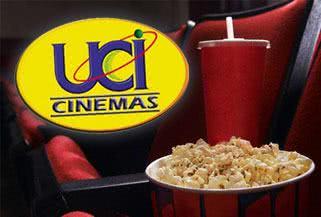 vagas UCI Cinemas