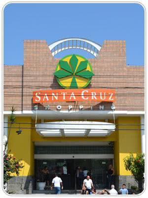 empregos Santa Cruz Shopping Rio