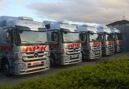 empregos APK Transportes