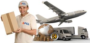 vagas FCL Logistica