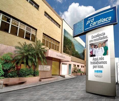 vagas Hospital Pró-Cardiaco