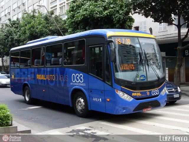 empregos real auto ônibus