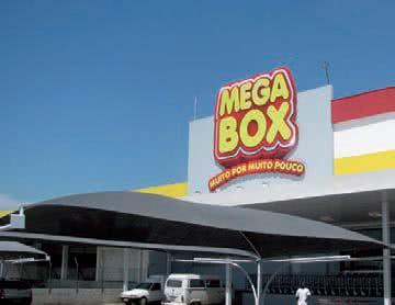 vagas Megabox atacado
