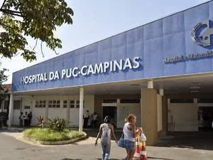 empregos hospital celso pierro - PUC campinas
