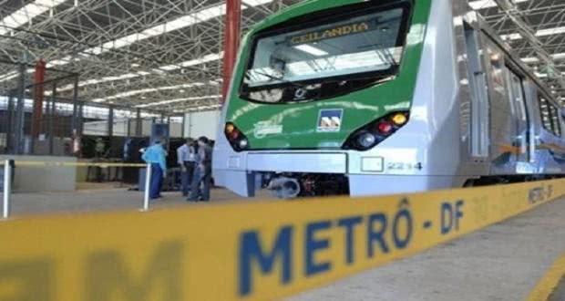 empregos Metro DF