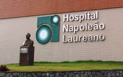 Hospital Napoleão Laureano empregos